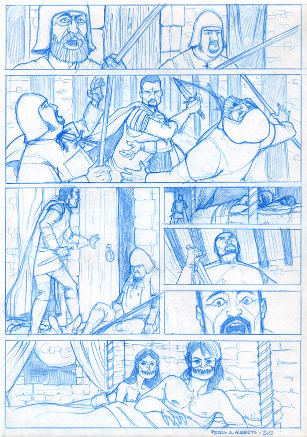 Página 2 Taller Cómic