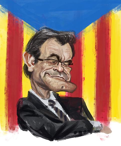 WIP Artur Mas