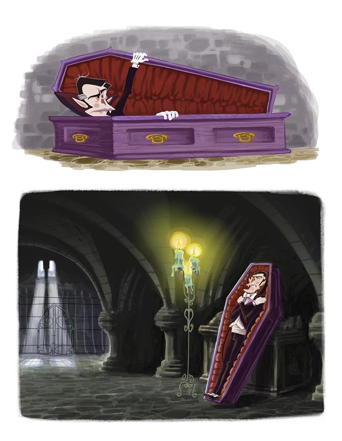 Dracula Cripta