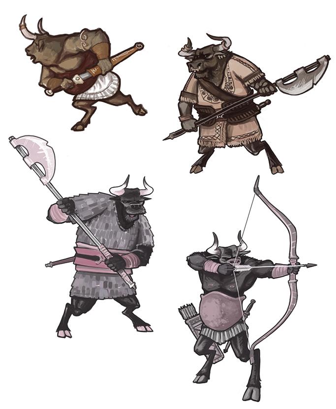 Minotaur 1