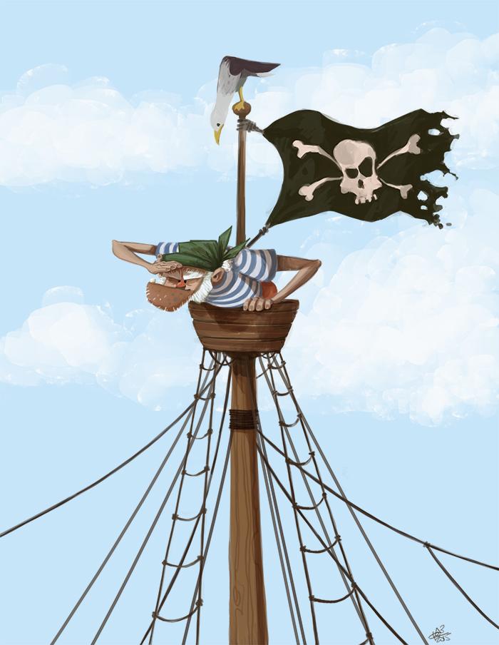 Piratas Vigía