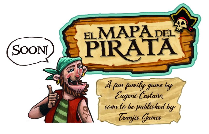 Teaser EL MAPA DEL PIRATA